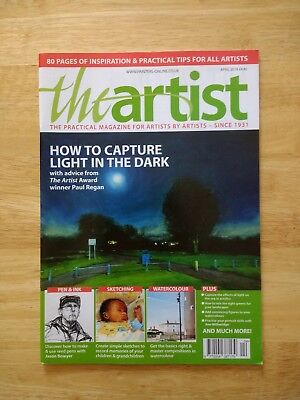 The Artist Magazine April 2018