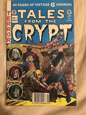 Tales From The Crypt No. 1 Comic
