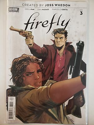 Firefly #3 BOOM! NM Comics Book