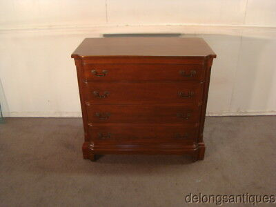 51398:Georgetown Galleries Solid Mahogany Chest of Drawers or Server