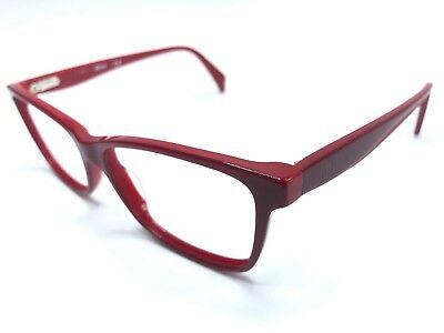 c7e905be087 JUST CAVALLI Women s Eyeglass Frames Designer JC0712-2 071 54-14mm Burgundy  1238