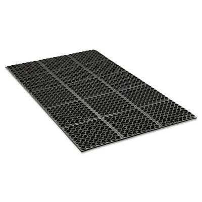 Crown Safewalk Heavy-Duty Anti-Fatigue Drainage Mat, General Purpose, 36 X 60, B