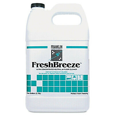 Franklin Cleaning Tech Freshbreeze Ultra Concentrated Neutral Ph Cleaner, Citrus