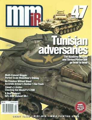 MILITARY MINIATURES IN Review MMIR 47 French Armor Academy