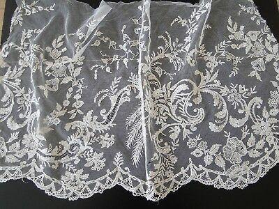 Antique Lace-  Lovely Brussels Lace