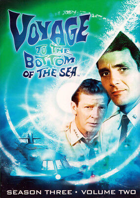 Voyage To The Bottom Of The Sea - Season 3, Vol. 2 (Boxset) (Dvd)