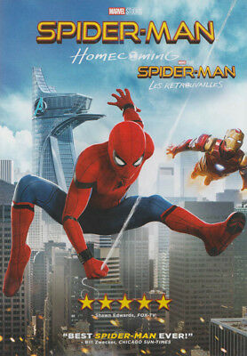 Spider-Man: Homecoming (Bilingual) (Dvd)