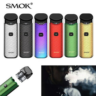 SMOK Nord All in One Pod System Anti-Leaking Start Kit 1100mAh 3ml Verdampfer