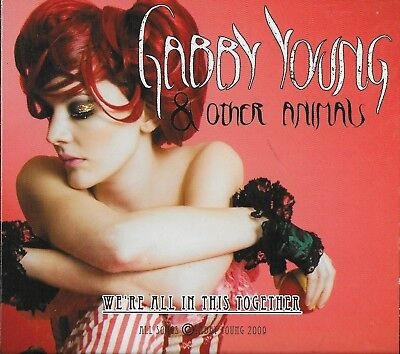 Gabby Young And Other Animals We're All In This Together 15 Track Digipak Cd