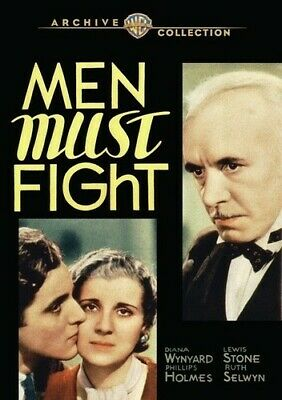 Men Must Fight [New DVD] Manufactured On Demand, Full Frame, Amaray Case