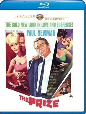 The Prize [New Blu-ray] Manufactured On Demand, Subtitled, Amaray Case