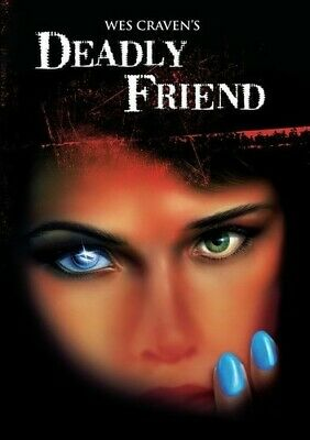 Deadly Friend [New DVD] Manufactured On Demand, Subtitled, Amaray Case