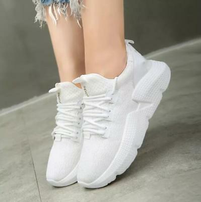 Women Sneakers Casual Tennis Shoes Ladies Breathable Running Walking Sport Shoes