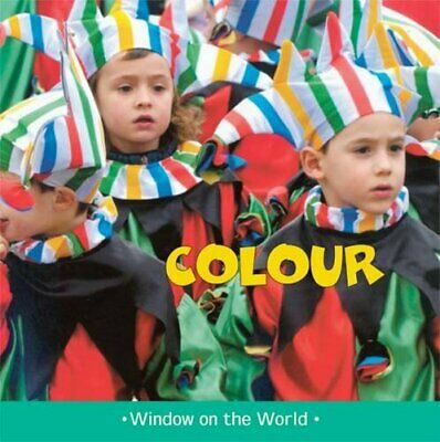 Colour (Window on the World) by Paul Harrison Hardback Book The Cheap Fast Free