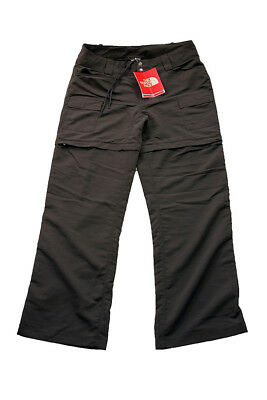The North Face Paramount Porter Trousers   Size UK 10 Short   Grey Zip Off BNWT!