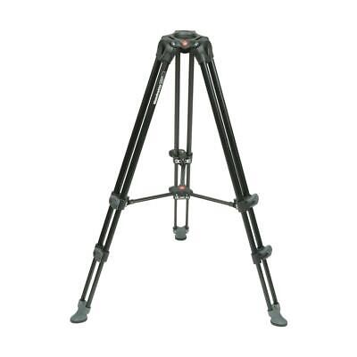 Manfrotto Telescopic Twin Leg Video Tripod, 33lbs Load Capacity #MVT502AM
