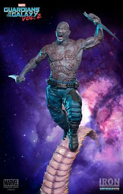Iron Studios Guardians of the Galaxy Diorama Series Statue 1/10 Drax 33 cm