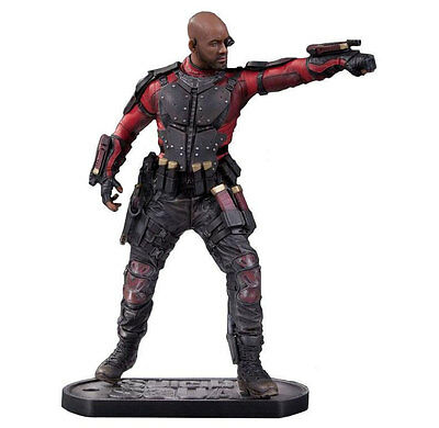DC Collectibles   Suicide Squad Statue Deadshot 30 cm Figur Will Smith 1/6