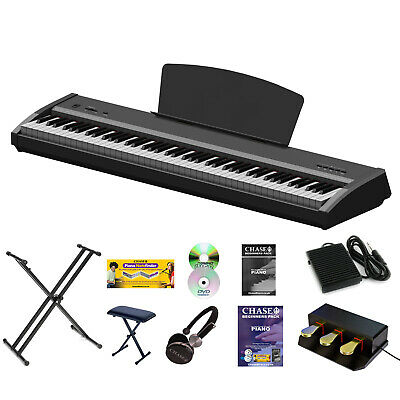 RRP £479 Now £299 - Chase P50 Digital ElectricPiano Portable Weighted Keyboard