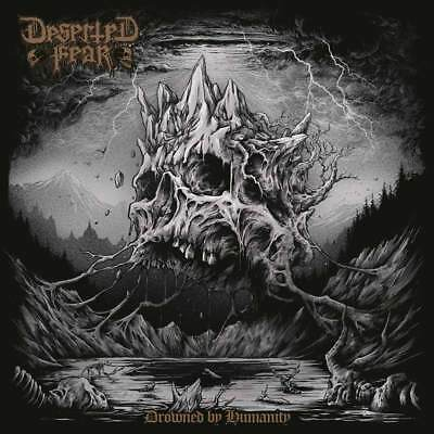 Deserted Fear - Drowned By Humanity (NEW CD ALBUM)