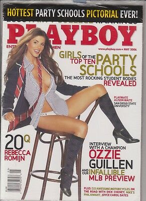 Playboy, May 2006 New And Unsealed