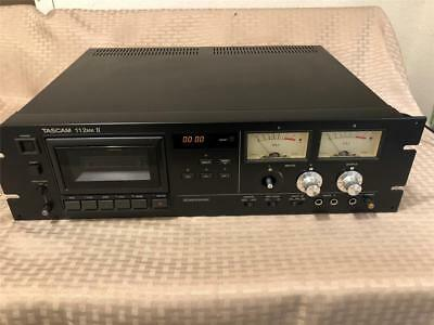Tascam 112 MKII Professional Cassette Deck Recorder ~Great Condition