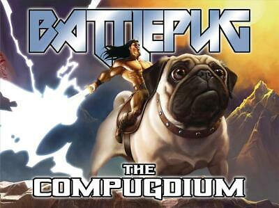 Battlepug: the Compugdium by Mike Norton Hardcover Book Free Shipping!