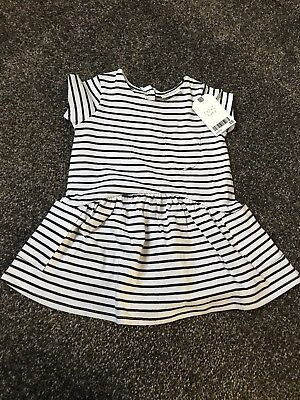 NEXT Baby Girls  Dress 3-6 Months New- BNWT