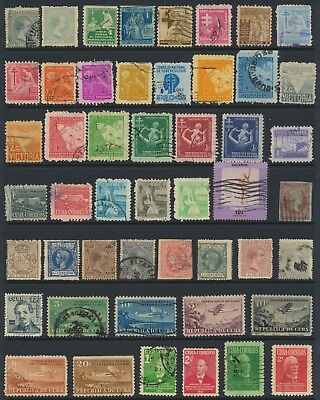 Havana Stamps - Singles - Mint & Used - Lot A-136