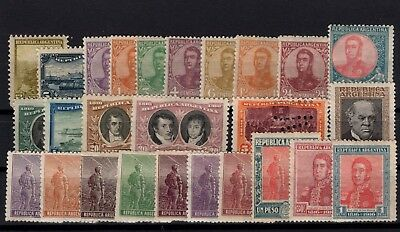 Bp94473 / Argentine / Argentina / Lot 1901 - 1916 Neuf * / Mh 159 €