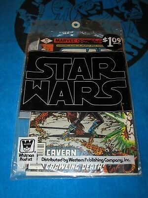 Sealed Western Publishing Company Marvel Star Wars Comics 3 Pack