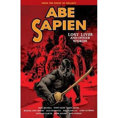 Abe Sapien 9: Lost Lives and Other Stories: Vol 1 Mignola, Mike