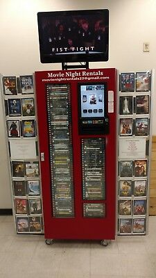 DVD now S250 Movie Rental Kiosk - 	S250