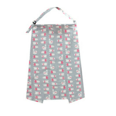 Seat Nursing Cover Canopy 2018 Up Apron SOFT Cotton New