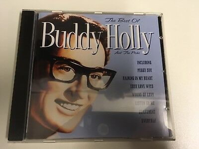 Buddy Holly - The Best Of Buddy Holly & The Picks (CD 1999)