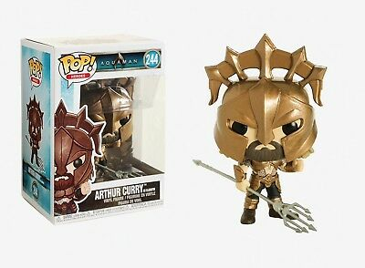 Funko Pop Heroes: Aquaman - Arthur Curry™ as Gladiator Vinyl Figure Item #31176