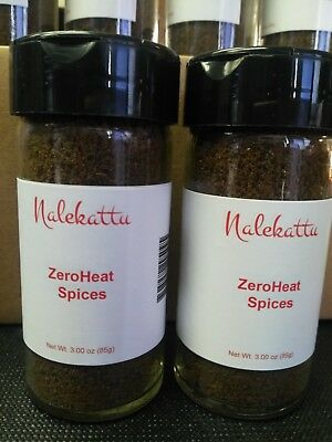 ZeroHeat Spices, So Simple & Versatile that Will Make You LOVE Cooking Healthy