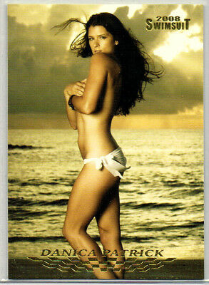 2008 Si Swimsuit; Danica Patrick Dp6, Sports Illustrated