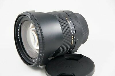 Sigma EX 17-50mm f/2.8 OS HSM DC Lens - For Nikon