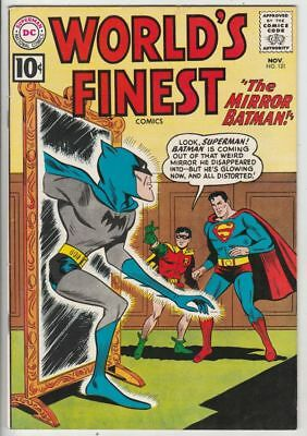 World's Finest # 121 Strict VF/NM Green Arrow backup story 50% Off Sale Ending