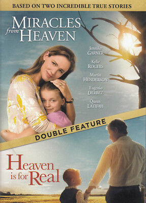 Miracles From Heaven / Heaven Is For Real (Double Feature) (Dvd)