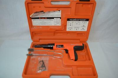 Ramset Cobra+ Powder-Actuated Fastening Tool for Steel & Concrete w/Hard Case