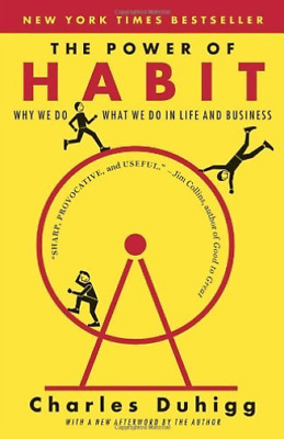 Duhigg, Charles-The Power Of Habit BOOK NEW