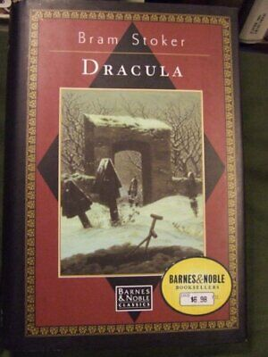 Dracula (Barnes & Noble Leatherbound Classic Collec... by Stoker, Bram Paperback