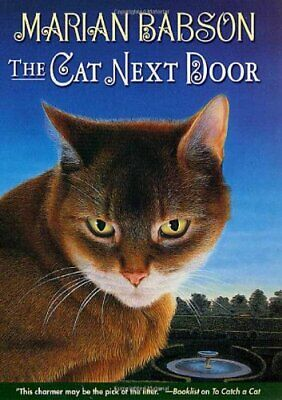 The Cat Next Door by Babson, Marian Book The Cheap Fast Free Post