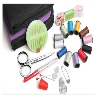 Sewing Kit Scissors Needle Thread for Home Stitching Hand Sewing Tool Y2