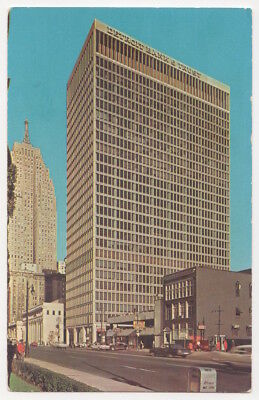 Detroit Michigan c1963 Detroit Bank & Trust Building, International Style