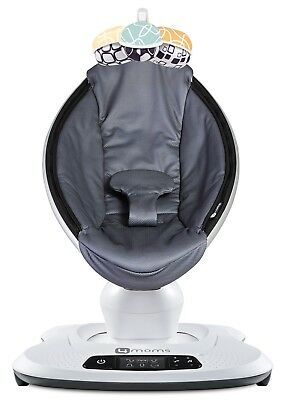 4Moms Mamaroo 4 Infant Reclining Seat Rocker Bouncer Swing 2019 Cool Mesh NEW
