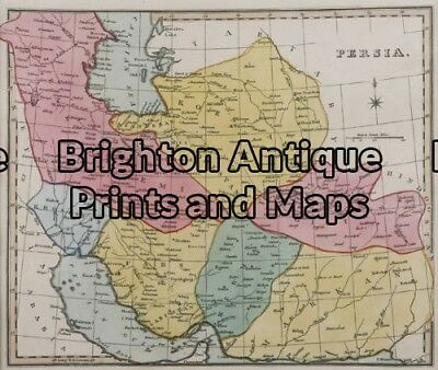 Antique Map 2-125 - Asia - Persia Please contact us for details