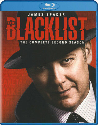 The Blacklist - The Complete (2Nd) Second Season (Blu-Ray) (Blu-Ray)